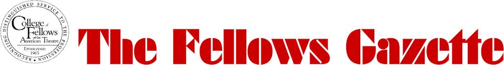 Fellows Gazette Header