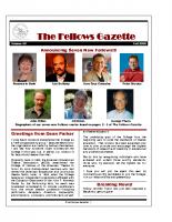 Gazette 2008 Fall