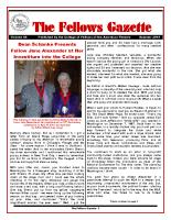 Gazette 2015 Summer